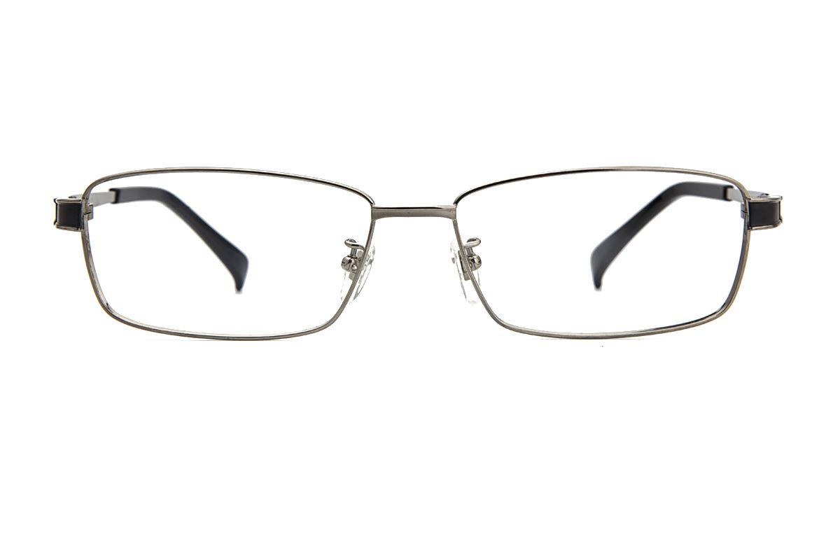 嚴選高質感純鈦眼鏡 11438-C82
