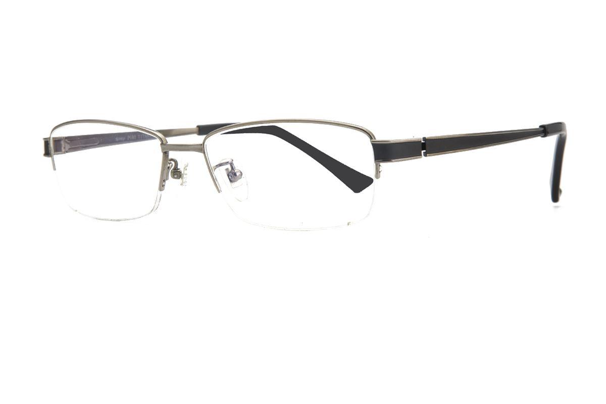 嚴選高質感純鈦眼鏡 11439-C81