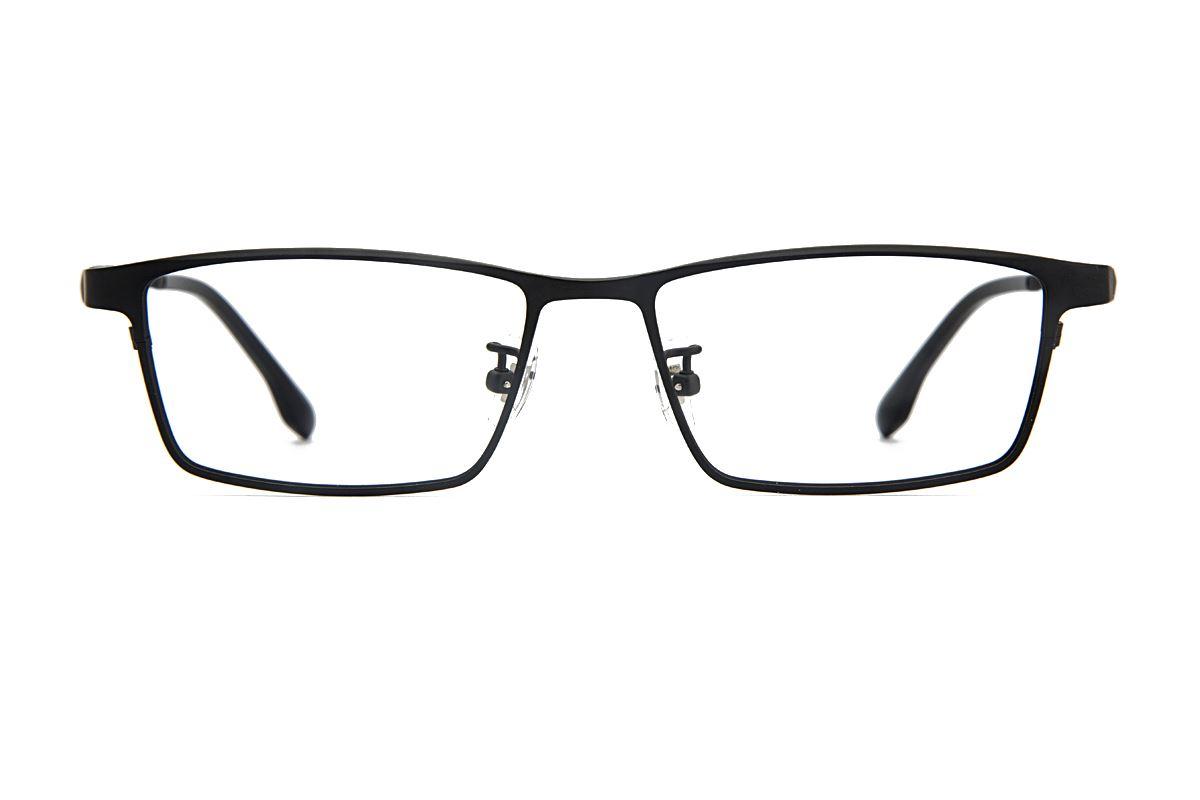 高质感纯钛眼镜 29048-C12