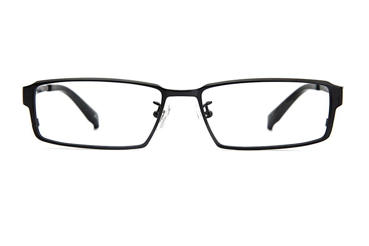 质感纯钛眼镜 柳 1015-C0072