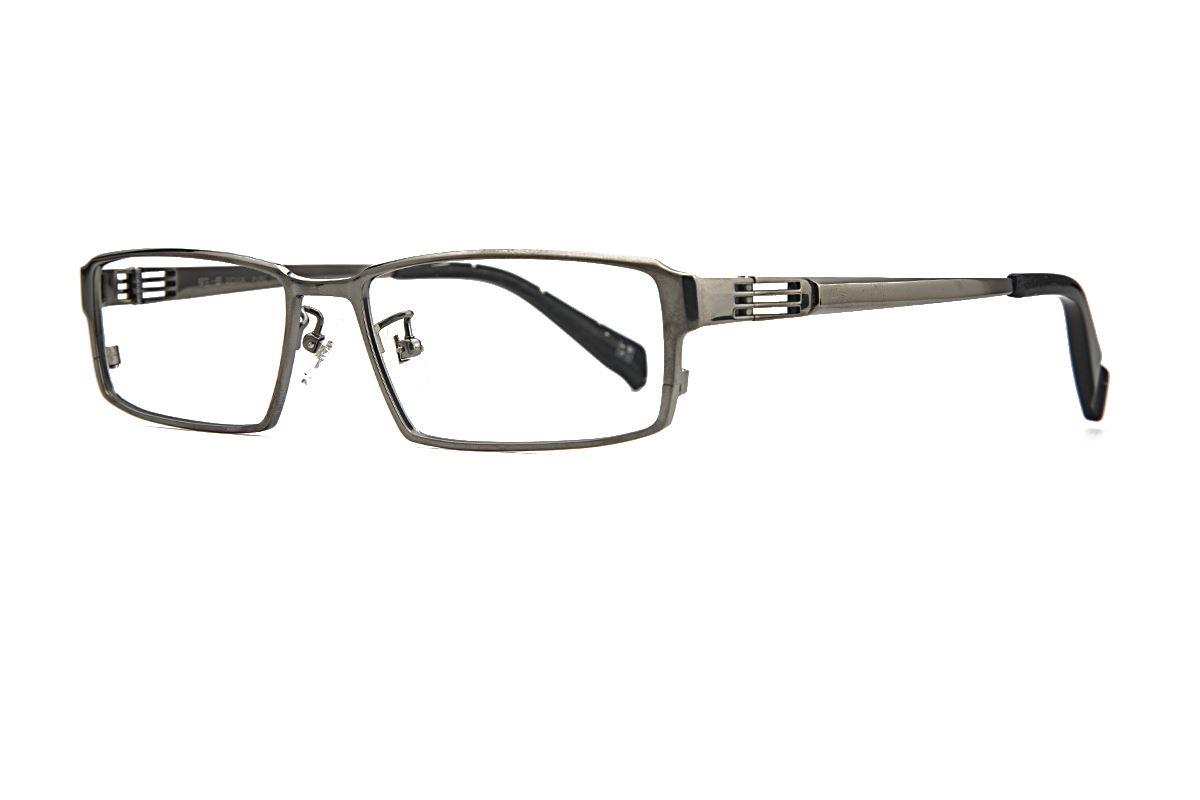 质感纯钛眼镜 柳 1015-C0021