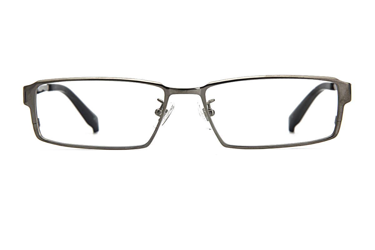 质感纯钛眼镜 柳 1015-C0022