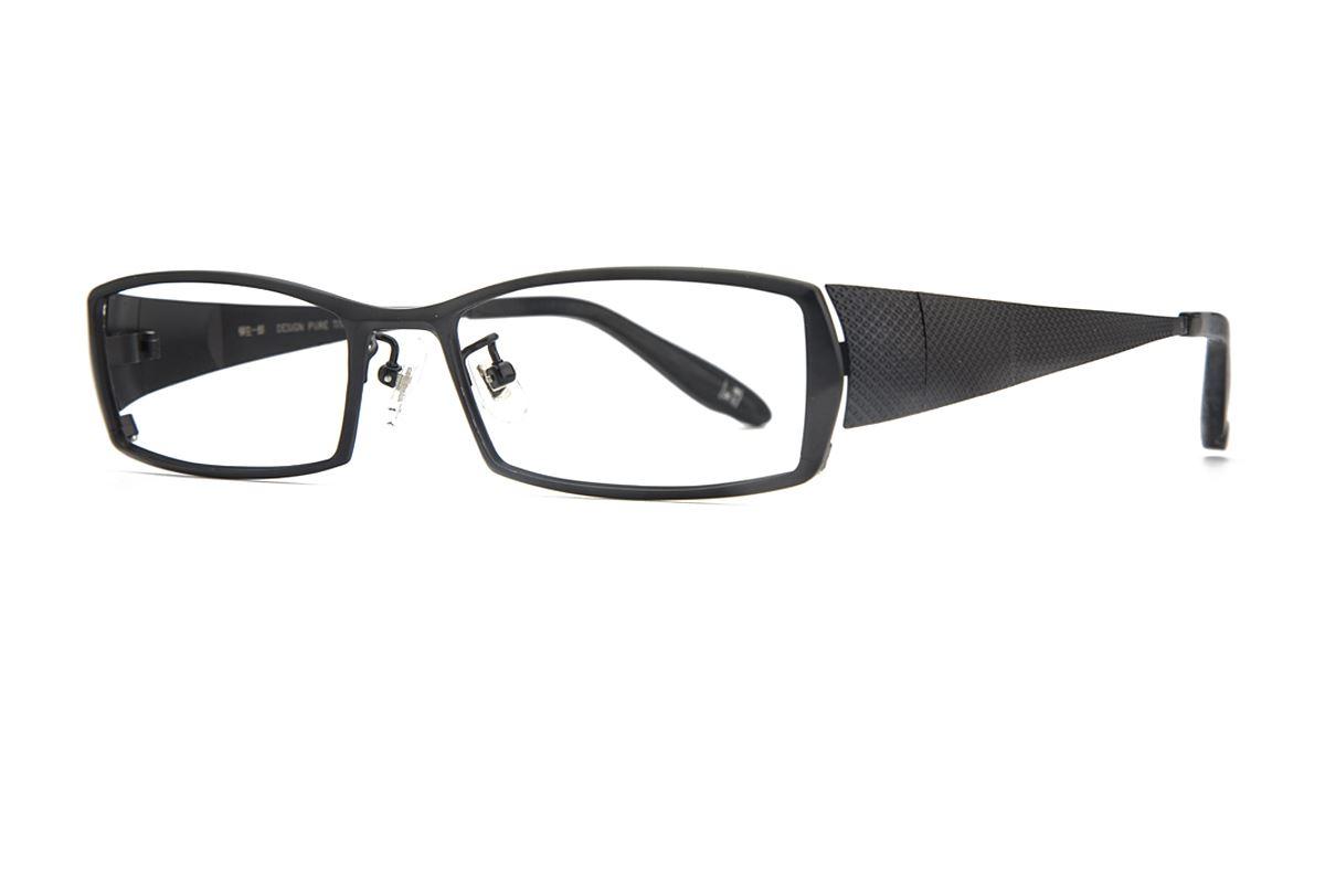 質感純鈦眼鏡 柳 1011-C0071