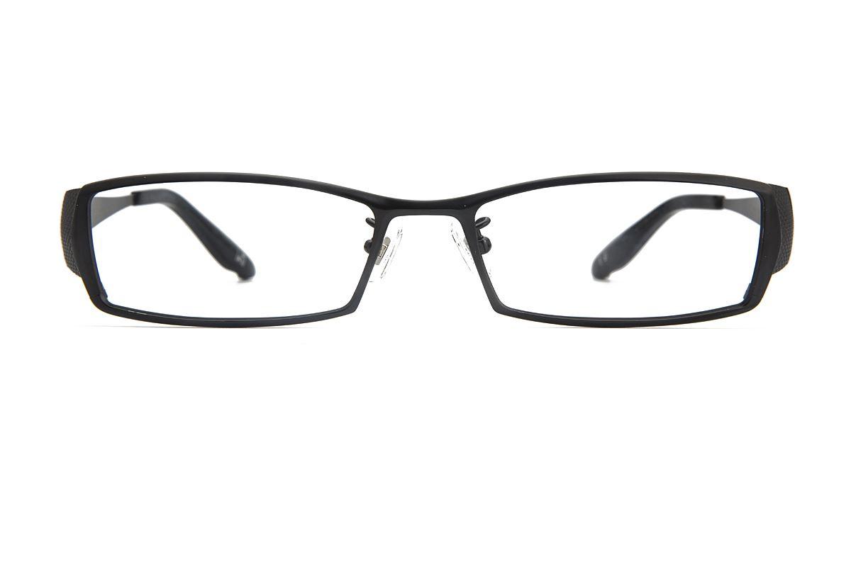 質感純鈦眼鏡 柳 1011-C0072