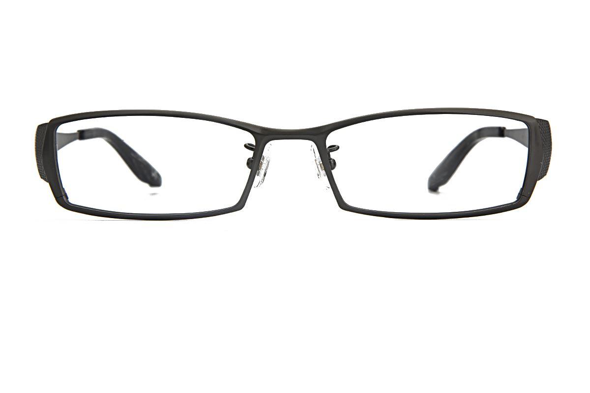 质感纯钛眼镜 柳 1011-C0062