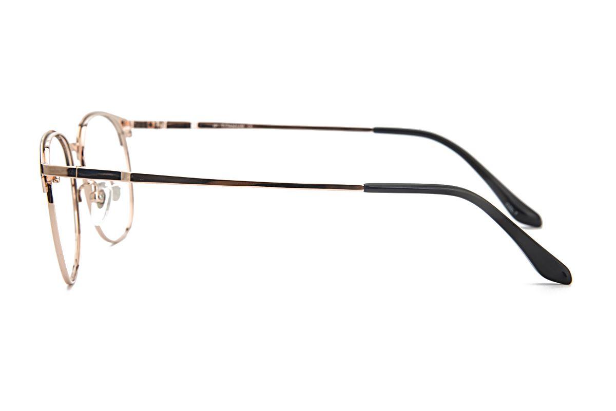 高質感眉架鈦鏡框 M9718-C13
