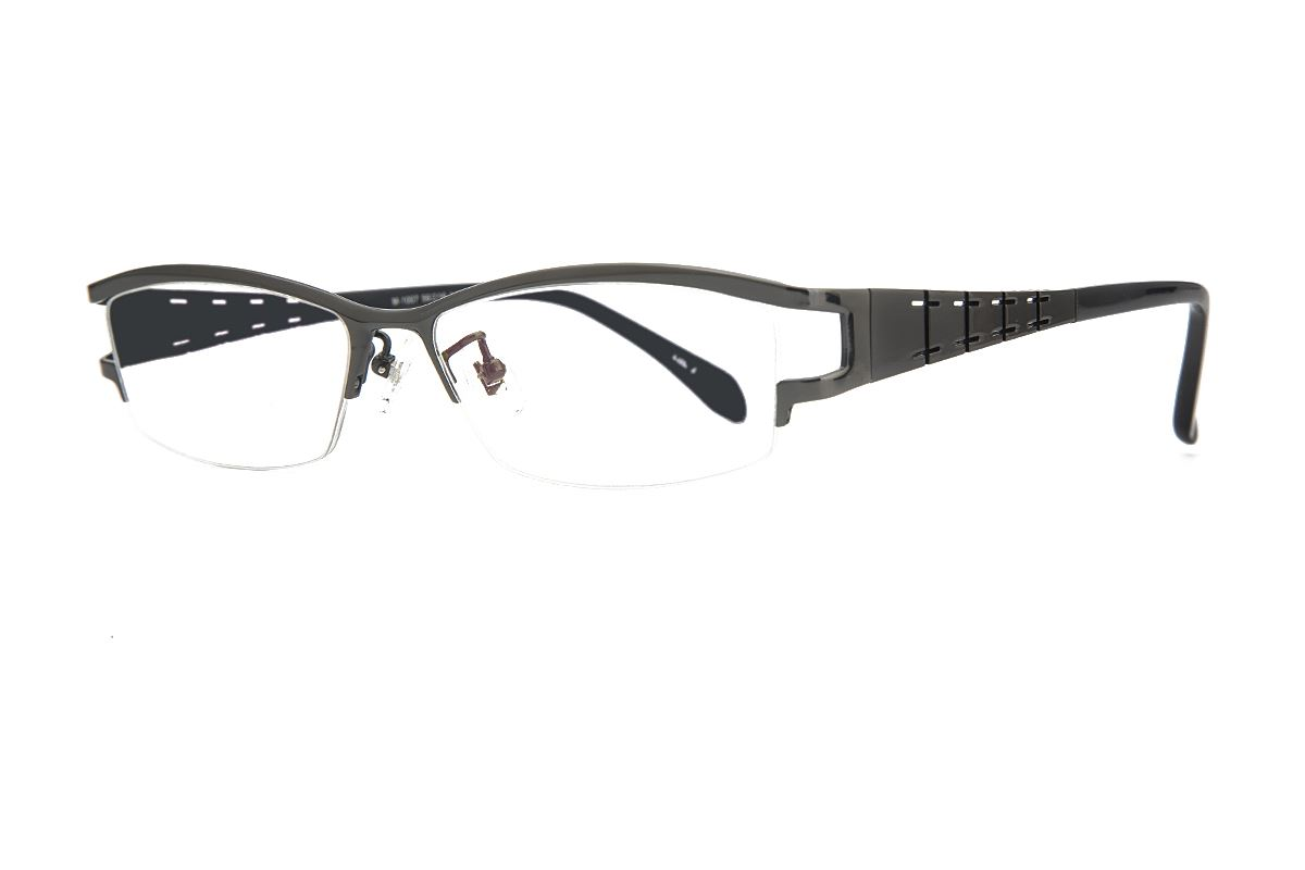 嚴選高質感純鈦眼鏡 M1007-C021
