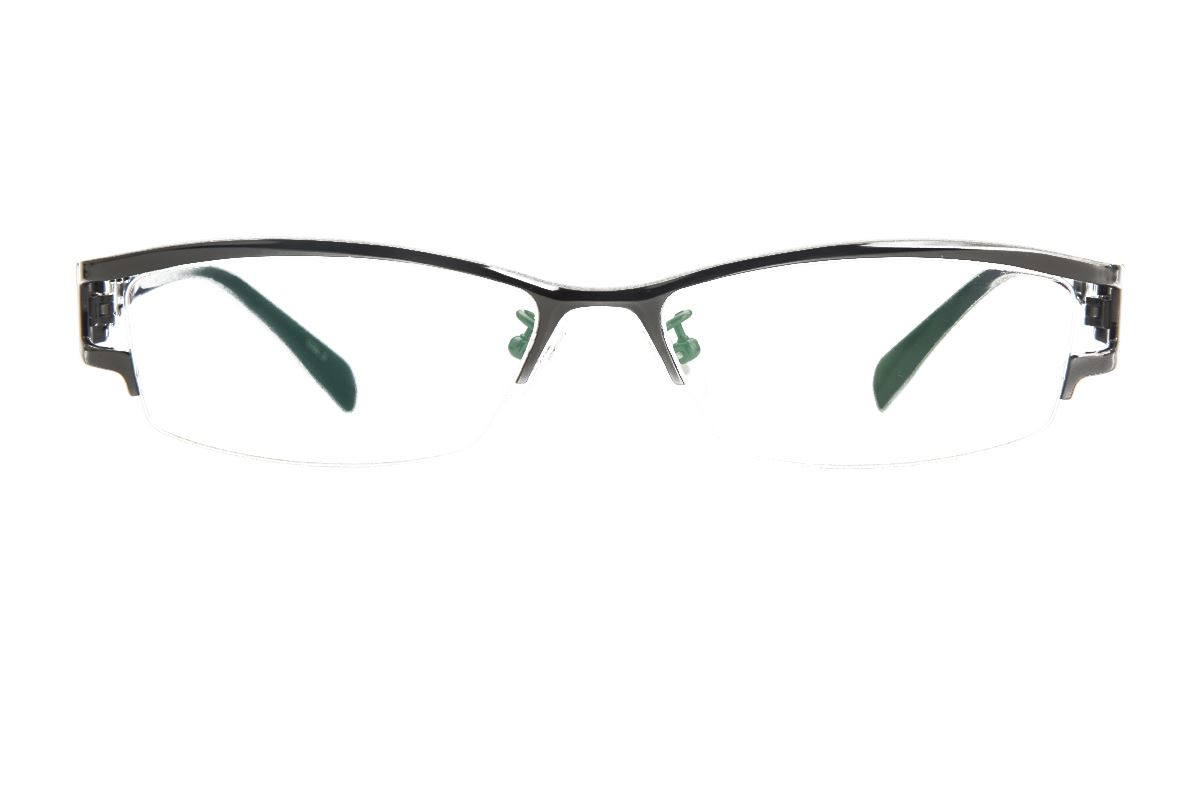 嚴選高質感純鈦眼鏡 M1007-C022