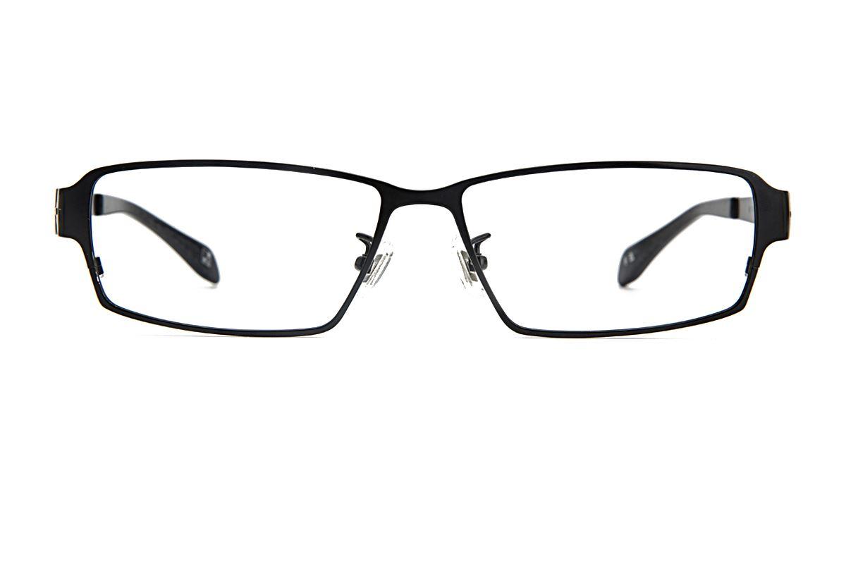 质感纯钛眼镜 柳 1025-C0072