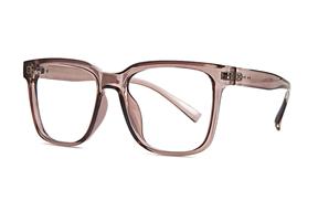 眼镜镜框-TR90胶框眼镜 8291-C6