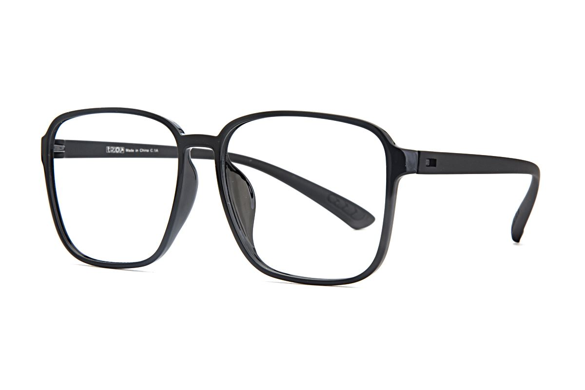 严选质感塑钢眼镜 1038-C1A1