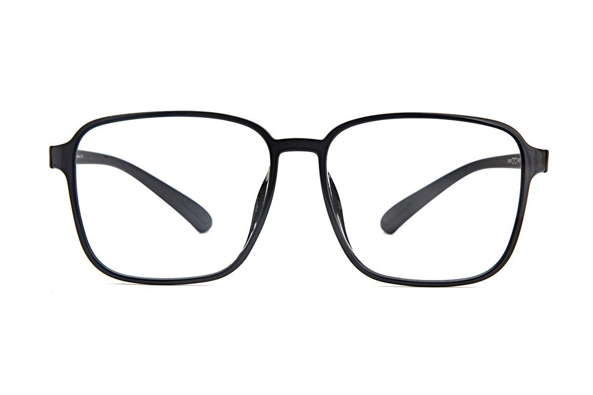 严选质感塑钢眼镜 1038-C1A2