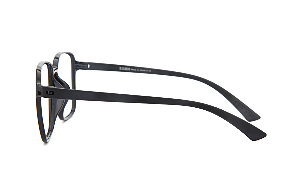 严选质感塑钢眼镜 1038-C1A3