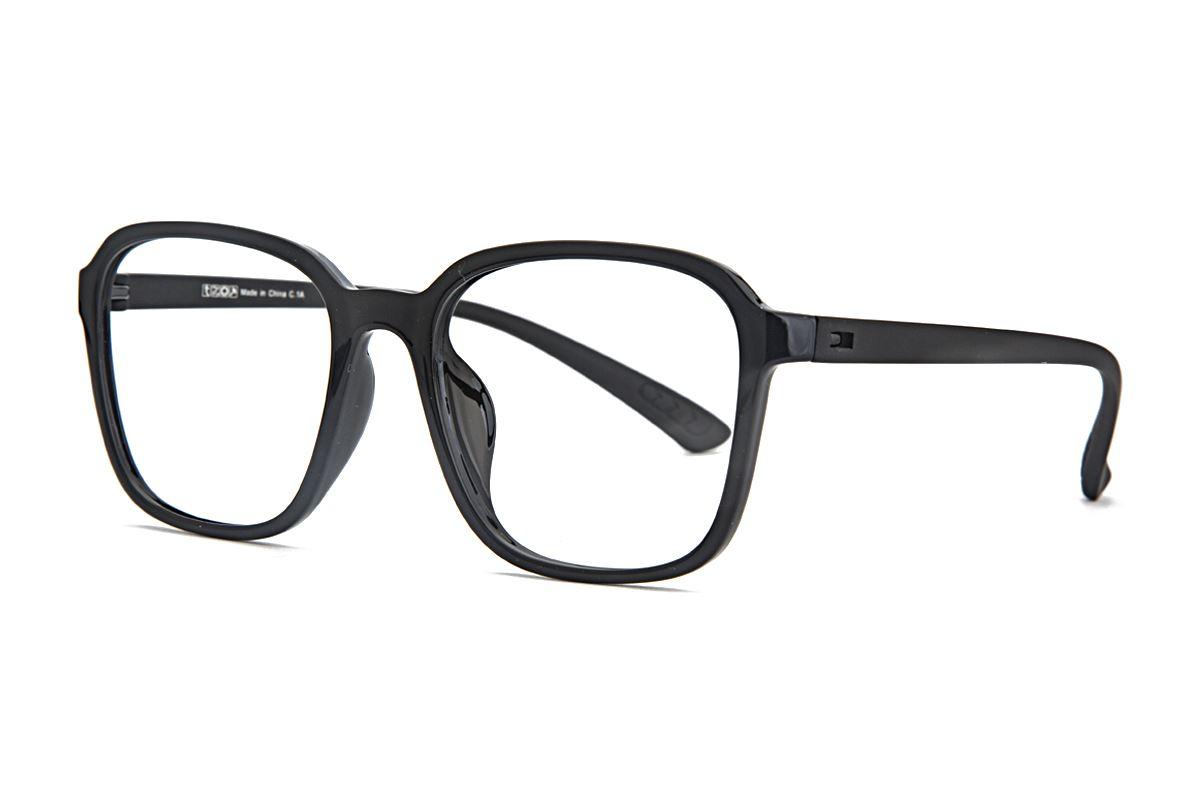严选质感塑钢眼镜 1045-C1A1