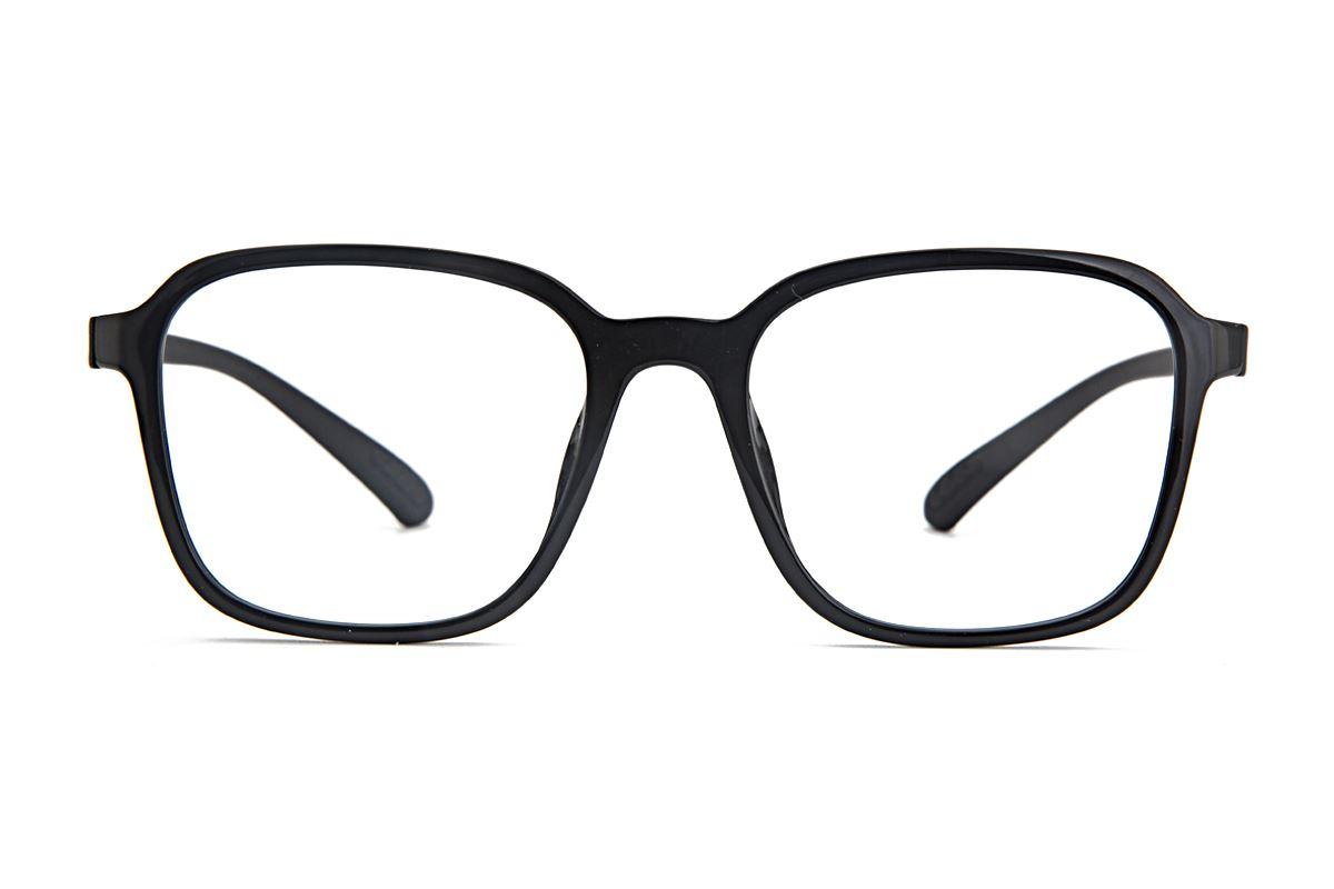 严选质感塑钢眼镜 1045-C1A2