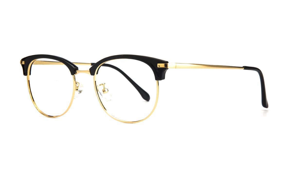 眉架質感眼鏡 S6378-C11