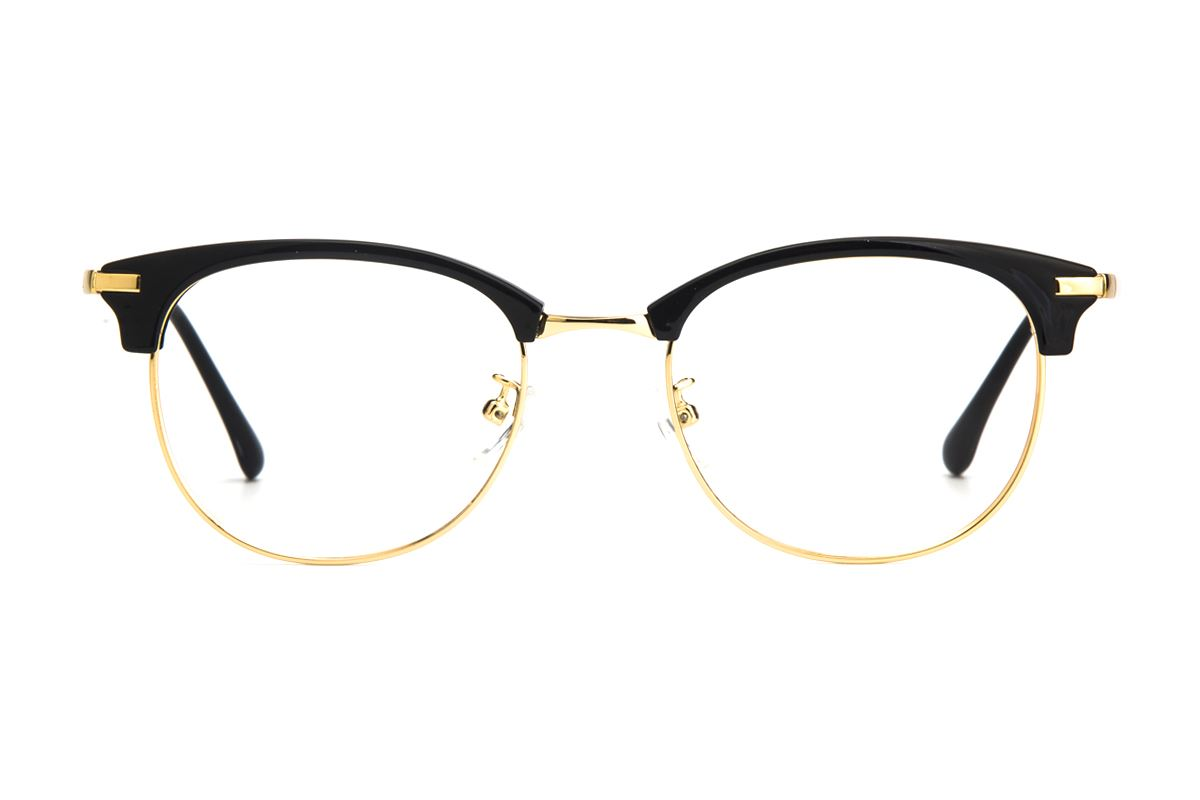 眉架質感眼鏡 S6378-C12