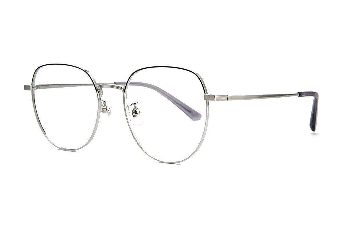 稜角鈦細框眼鏡 81806-C51