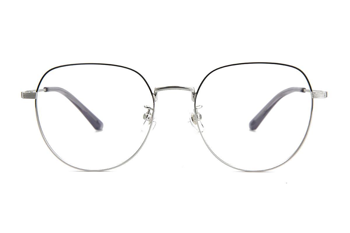 稜角鈦細框眼鏡 81806-C52