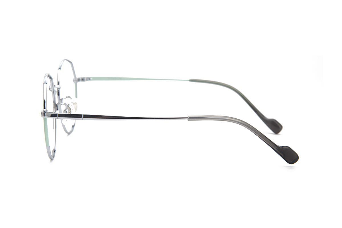 棱角钛细框眼镜 8153-C43