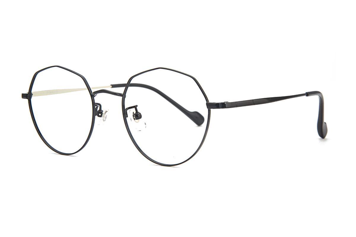 棱角钛细框眼镜 8153-C61