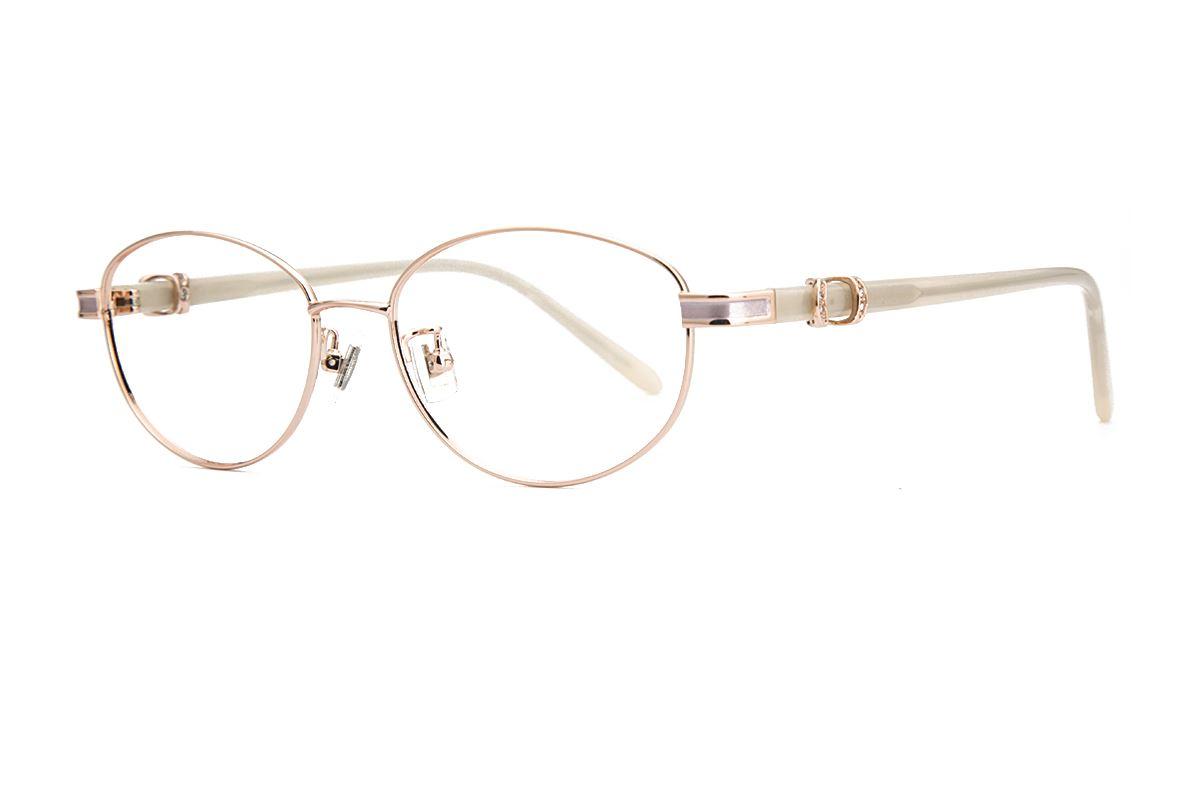 嚴選經典鈦眼鏡 8181-C11