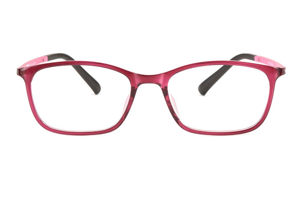 严选塑钢眼镜框 S2217-RE2