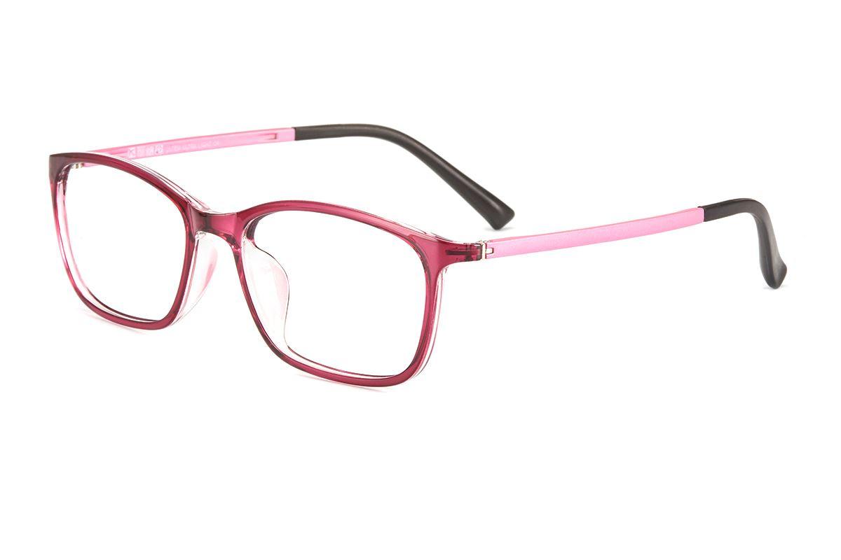 严选塑钢眼镜框 S2217-RE1
