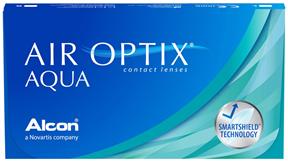 拋棄式隱形眼鏡-(最少訂2盒)愛爾康舒視氧濕潤型月拋(3片裝)