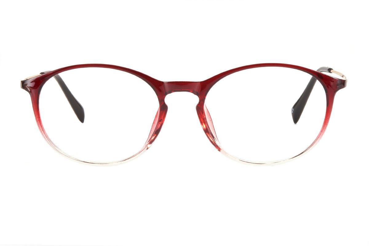 严选极轻金属眼镜 A9031-RE2