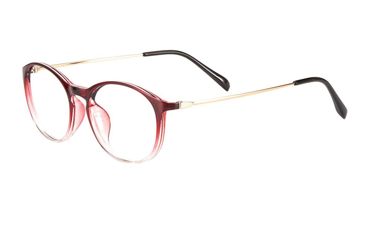 严选极轻金属眼镜 A9031-RE1