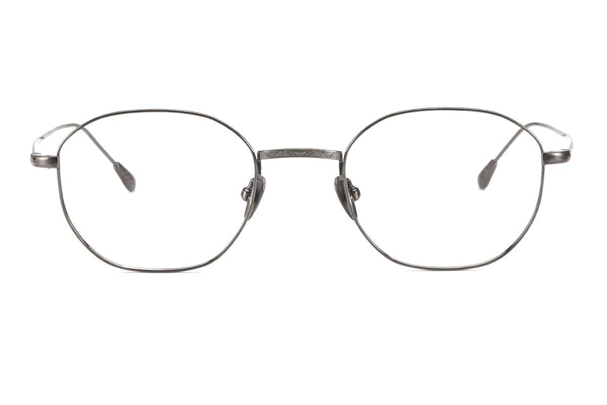 嚴選高質感鈦鏡框 FS8530-GU2