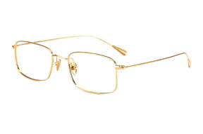 眼镜镜框-严选高质感简钛镜框 FS8369-GO