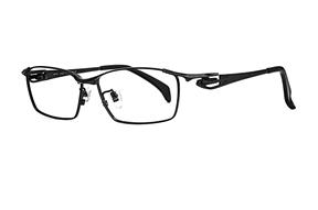 眼鏡鏡框-嚴選高質感純鈦眼鏡 R9042-C10