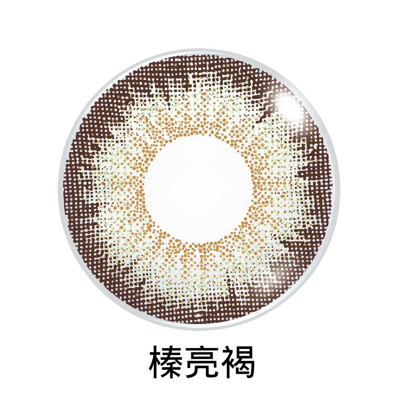 緹艾絲彩色日拋(10片裝)6