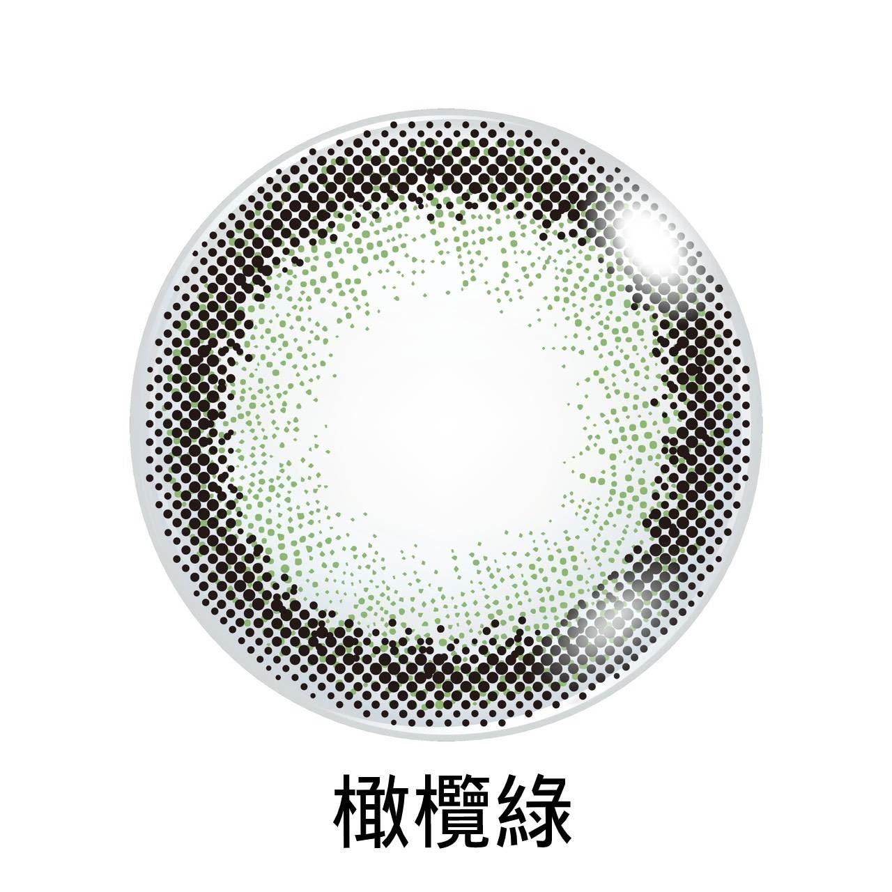 緹艾絲彩色日拋(10片裝)7