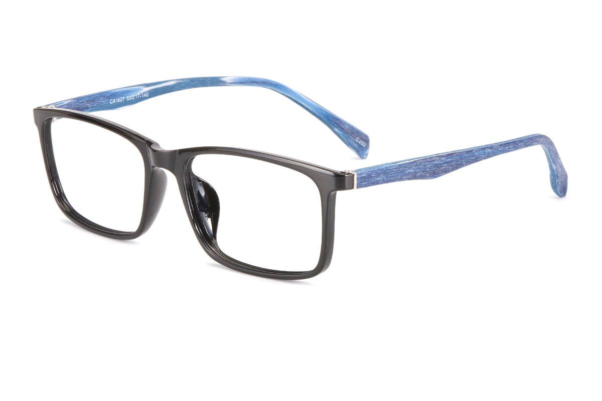 嚴選時尚眼鏡框 FGCA1627-BU1