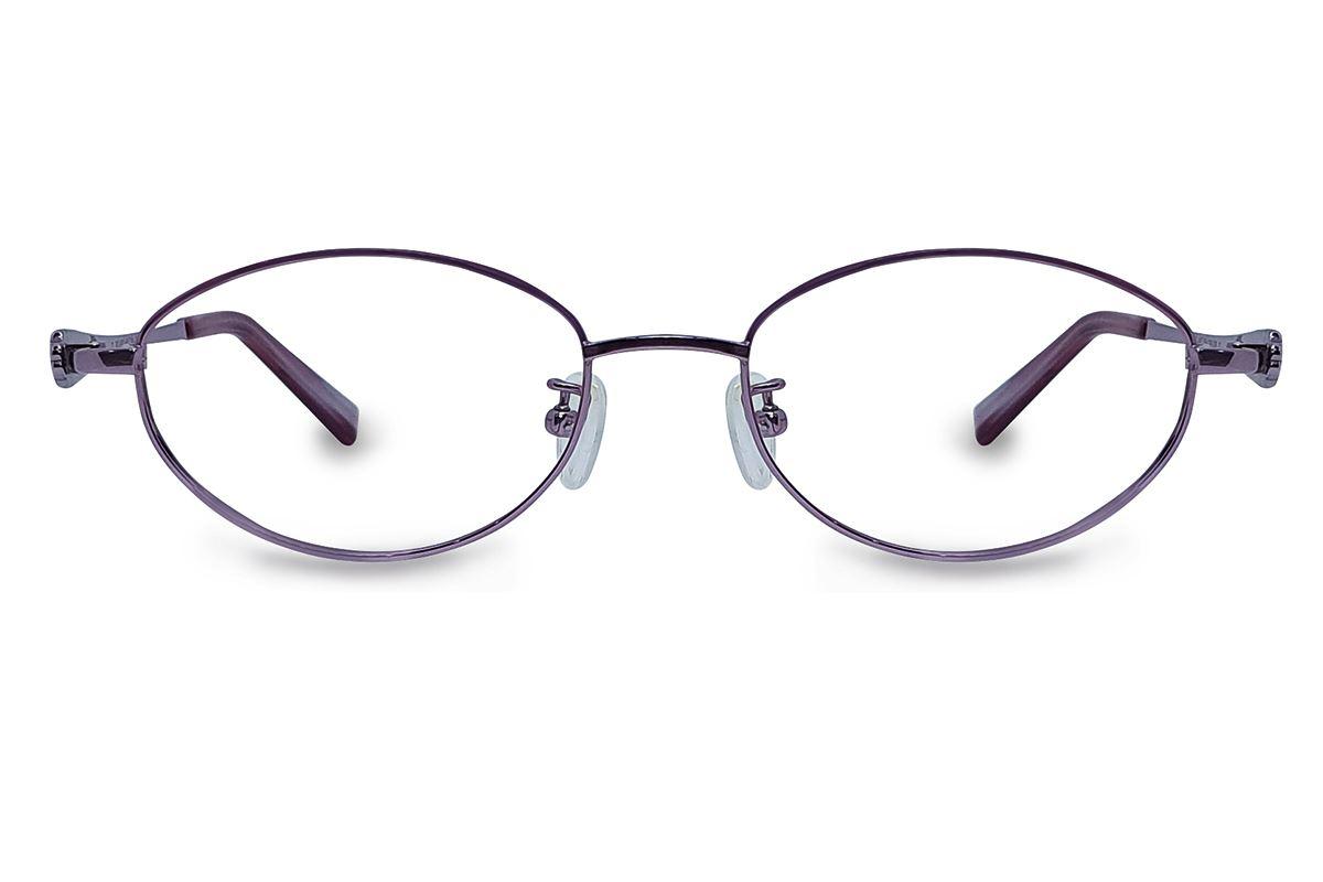 高质感纯钛淑女框 9052-C52