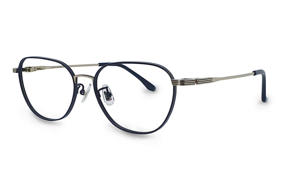 高质感纯钛眼镜 11575-C11