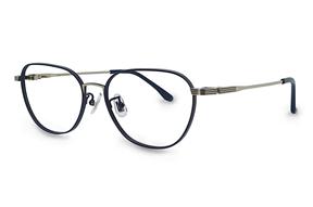 眼鏡鏡框-高質感純鈦眼鏡 11575-C1