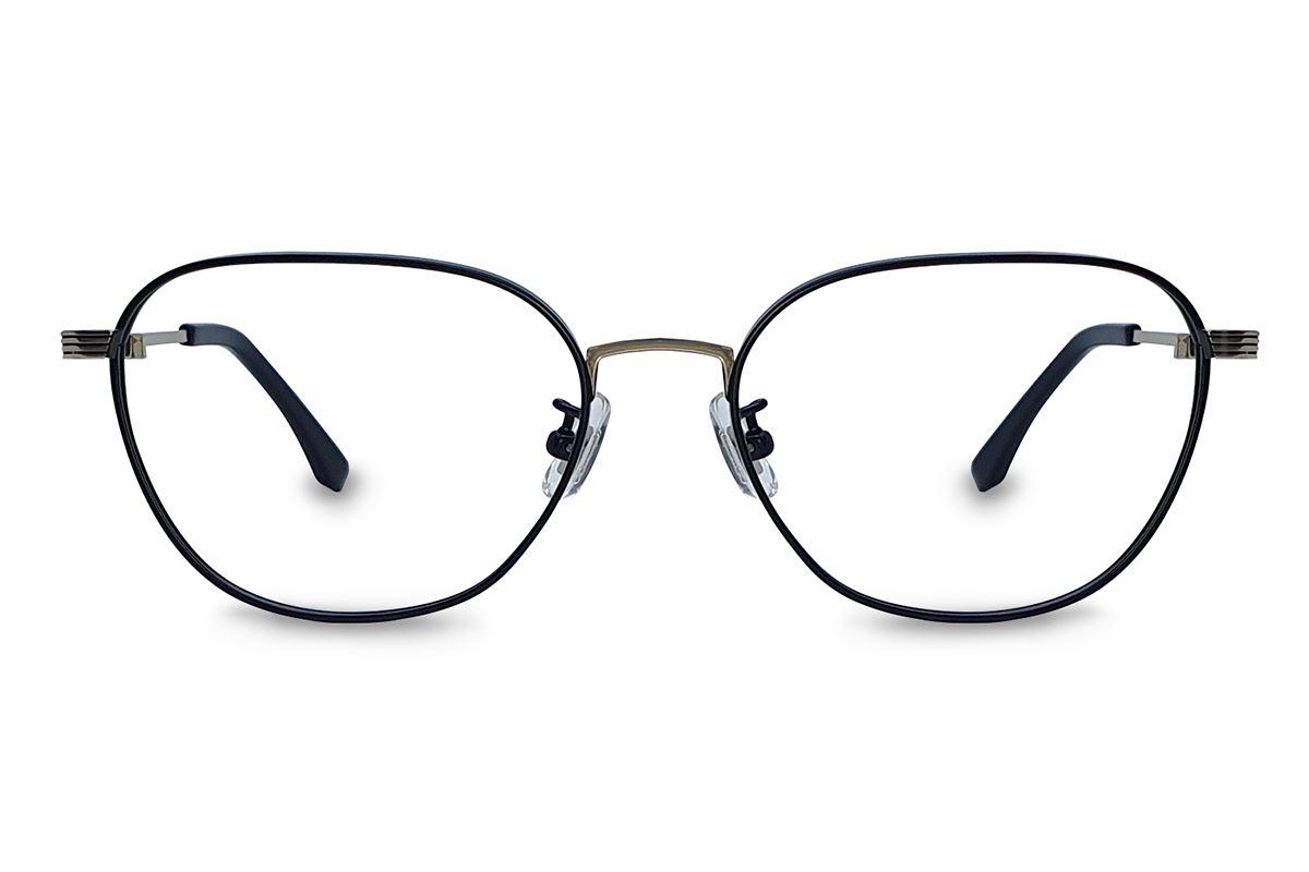 高质感纯钛眼镜 11575-C12