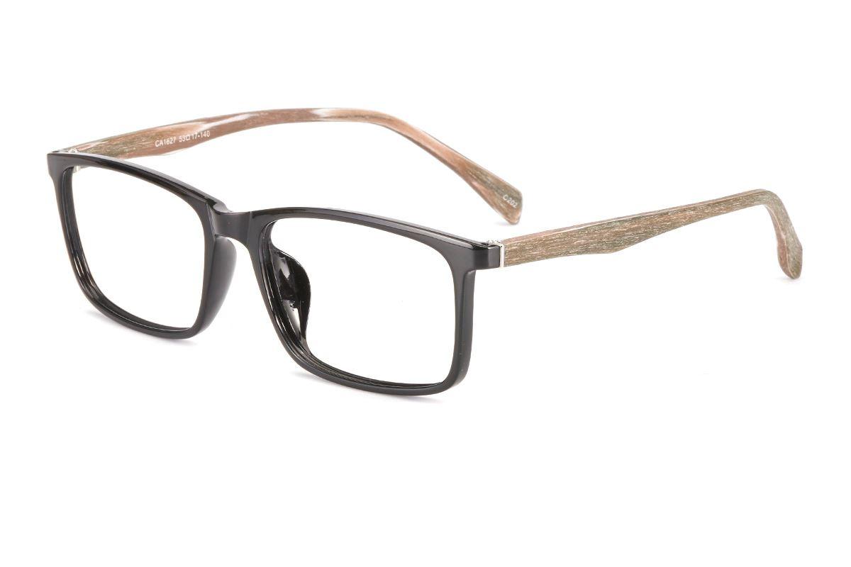 严选时尚眼镜框 FGCA1627-BO1