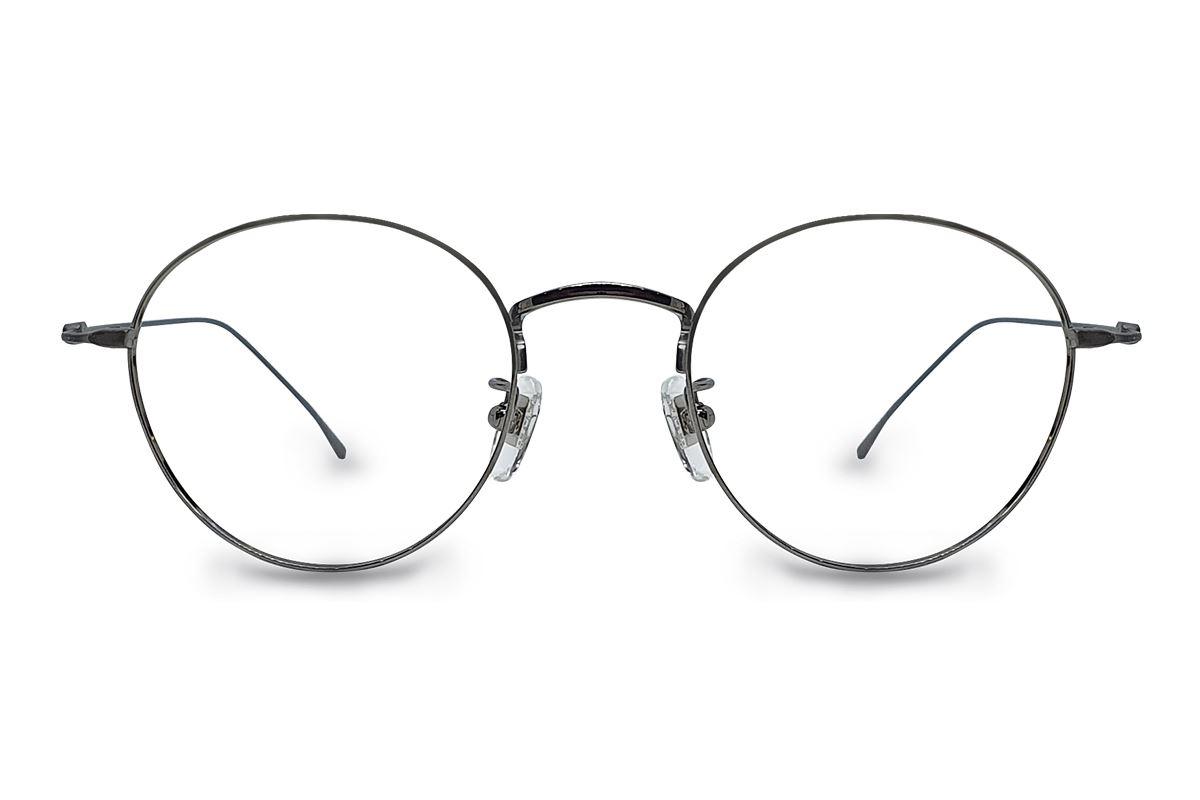 严选高质感纯钛眼镜 11421-C82