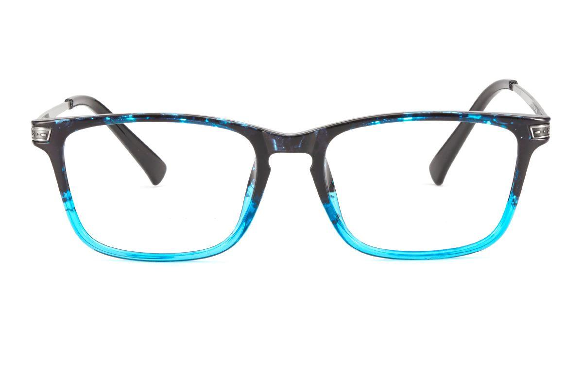 严选质感时尚眼镜 2071-BU2
