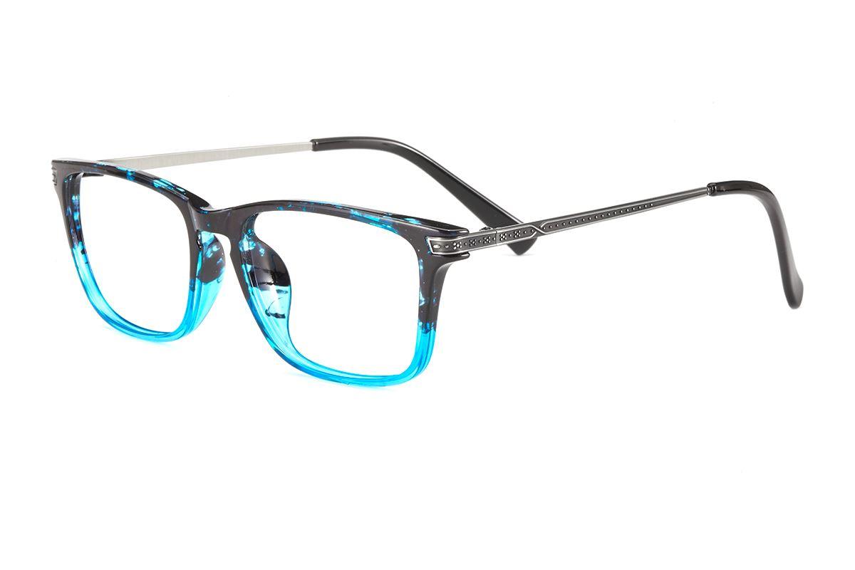 嚴選質感時尚眼鏡 2071-BU1