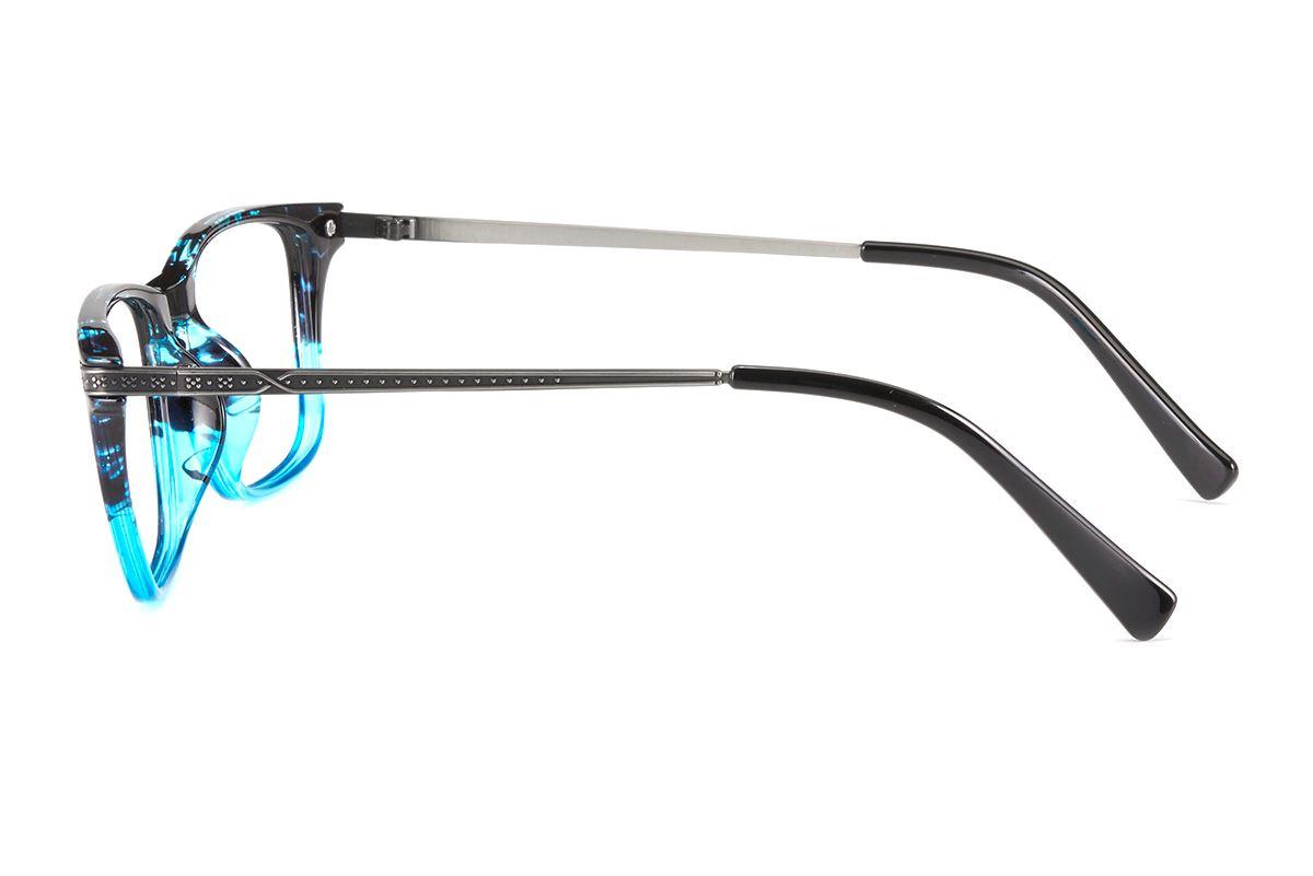 嚴選質感時尚眼鏡 2071-BU3