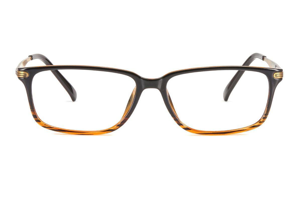 严选质感时尚眼镜 2079-BO2