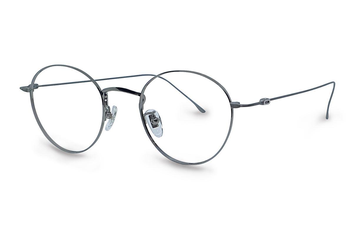 严选高质感纯钛眼镜 11421-C81