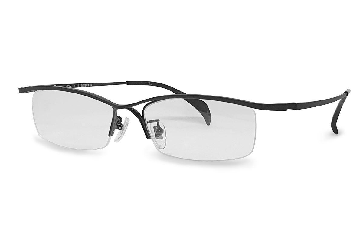 嚴選高質感鈦眼鏡 663-C101