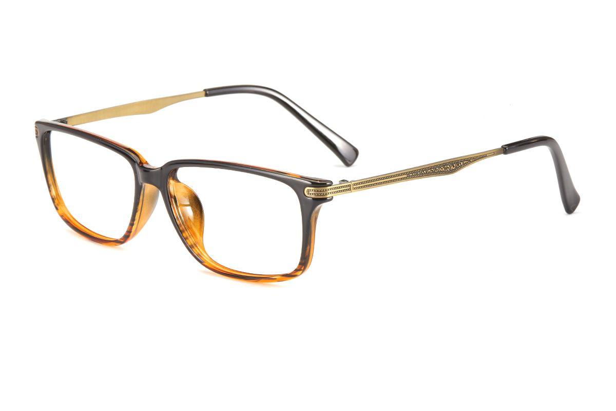 严选质感时尚眼镜 2079-BO1
